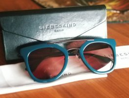 Liebeskind Berlin Aviator Glasses bronze-colored-petrol