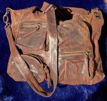 Liebeskind Shoulder Bag silver-colored-brown
