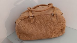 Liebeskind Weekender Bag gold orange