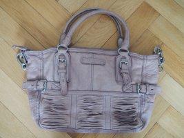 Liebeskind Handbag dusky pink leather