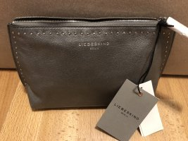 Liebeskind Berlin Pouch Bag silver-colored-grey