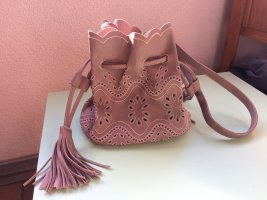 no name Sac seau mauve