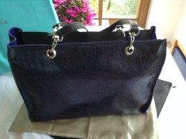 Lila/Schwarz Trendfarbe 2020 Gianfranco Sisti..... Super Luxustaschen aus der Toskana