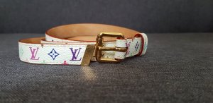 Limited Edition Louis Vuitton Multicolor Weiss Gr.90  Neuwetig