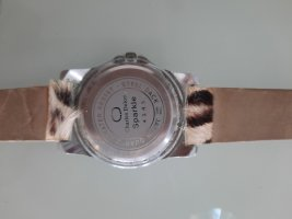 Digital Watch bronze-colored