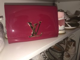 Limitierte Louis  Vuitton louise  Clutch Pink