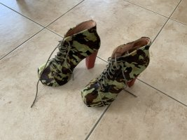 Lita Fur Camouflage