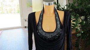 LIU JO Kleid mit aufwendiger Pailletten-Stickerei Gr. 34-36 / it. Gr. 40