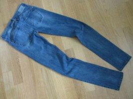 LIU JO - Skinny- Stretch-Jeans in Mittel-Blau W26 - NP: 159,90 €
