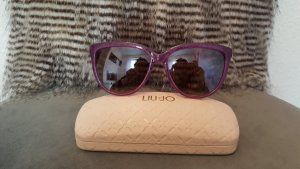 Liu jo Retro Glasses violet-purple