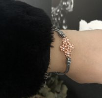 Lizas Armband rosegold grau Schmuck -Neu-