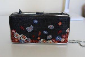 LK Bennett Floral Box Clutch