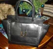 Lloyd Baker London Trapez Tasche Leder schwarz top