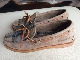 Barbour Sailing Shoes multicolored leather