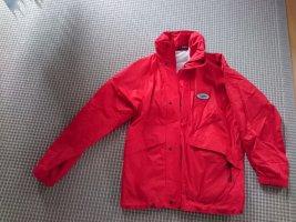 Löffler GoreTex Jacke vintage 1990ies rot unisex S/M 36/38