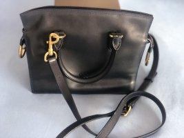 Loewe Einzelstück Crossbody Bag, navy blue