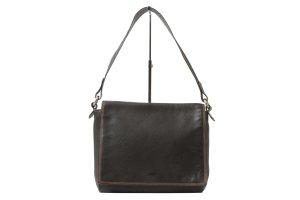 Loewe Shoulder Bag brown leather