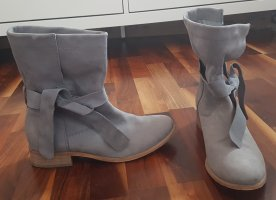 Loft37 Krótkie buty jasnoszary