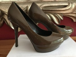 Lola Cruz Lackleder Highheels Gr.39 neu!