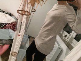 H&M Long Sweater cream