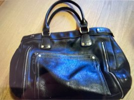 Longchamp Sac à main multicolore cuir