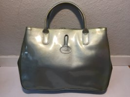 "Longchamp Handtasche ""Roseau"" Lackleder"