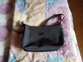 Longchamp Henkeltasche Pochette schwarz