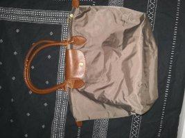 Longchamp Torba shopper cognac-ochra