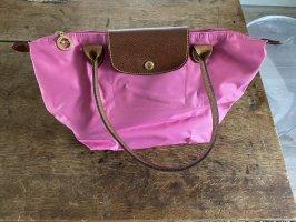 Longchamp LE PILAGE (Gr. S rosa/pink-braun)