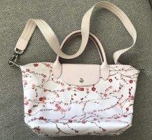 Longchamp Torba shopper różany