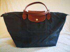 Longchamp Handbag brown-slate-gray