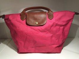 Longchamp Draagtas roze