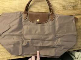 LONGCHAMP Le Pliage M, in Nude, sehr guter Zustand, Sonderedition