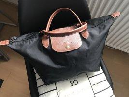 Longchamp le pliage M schwarz