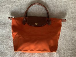 Longchamp Le Pliage Orange Größe S