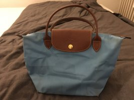 Longchamp Le Pliage S in Hellblau