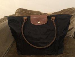 Longchamp Shopper black-brown