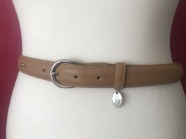Longchamp Leather Belt multicolored leather