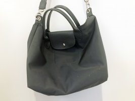 Longchamp Medium Grey color with leather
