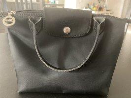 Longchamp Micro Bag Schwarz