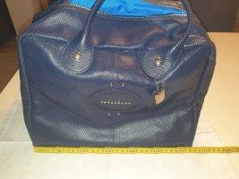 Longchamp Quadri Marine blue