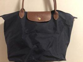 Longchamp Shopper dunkelblau