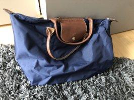 Longchamp Tasche blau