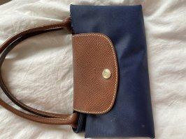 Longchamp Tasche blau Le pliage M