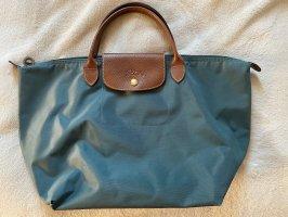 Longchamp Tasche Petrol