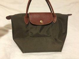 Longchamp Torba shopper ochra