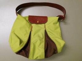 Longchamp Tasche zweifärbig
