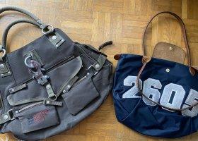 Longchamp und george-gina-lucy Taschen