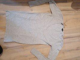 Amisu Długa koszulka jasnoszary