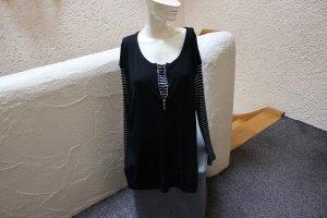 Collection Chalice Long Shirt black viscose